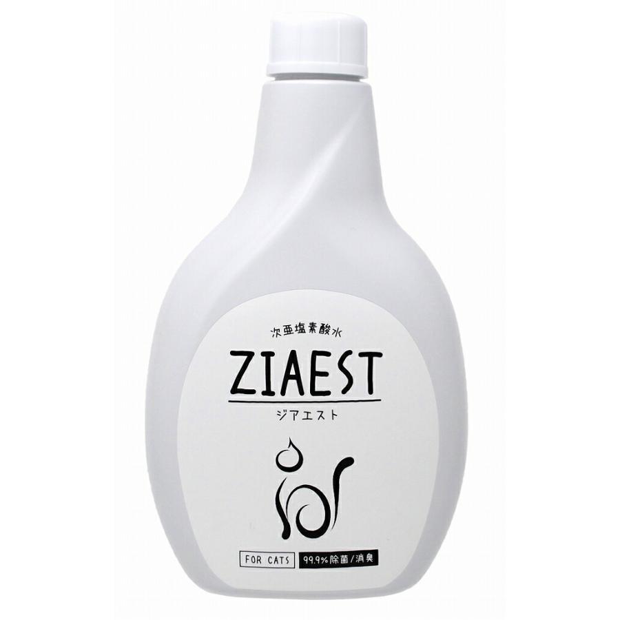 (24個セット)ペッツバリュー ジアエスト 付替用 400ml 除菌 消臭 猫 次亜塩素酸水 まとめ買い