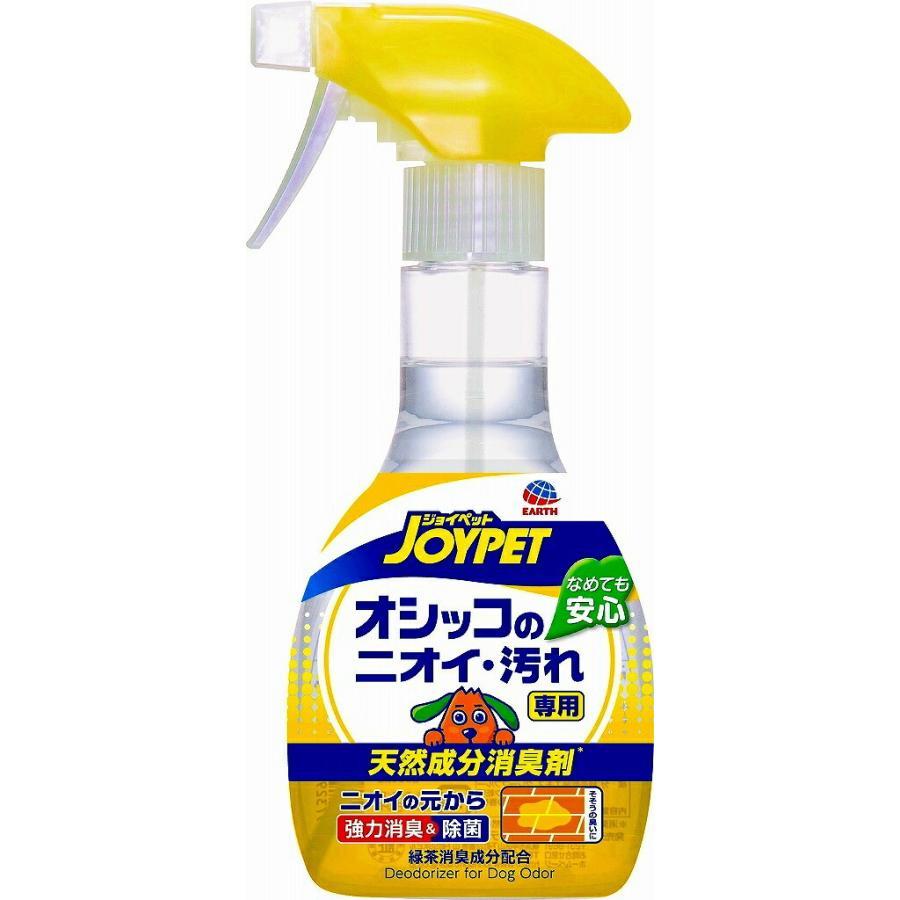 (30個セット)アース ジョイペット 天然成分消臭剤 本体 270ml ペットグッズ まとめ買い