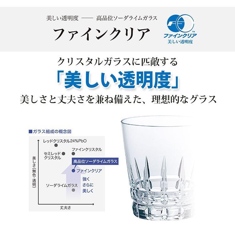 ワイングラス 食洗機対応 日本製 2個セット クリア 325ml G101-T270 東洋佐々木ガラス the-fuji-food 04