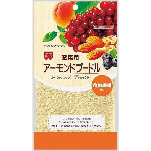 共立食品 産地限定 アーモンドプードル 70g まとめ買い(×6)