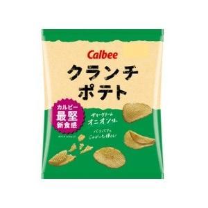 カルビー クランチポテトサワークリーム 60g まとめ買い(×12)