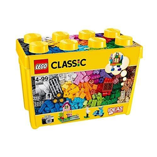 レゴ (LEGO) クラシック 黄色のアイデアボックス スペシャル 10698|the-good-life
