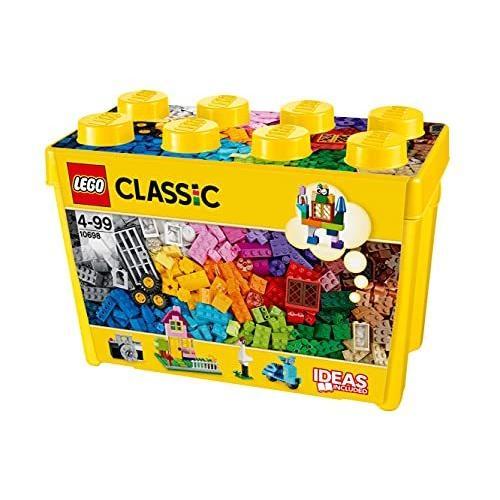 レゴ (LEGO) クラシック 黄色のアイデアボックス スペシャル 10698|the-good-life|03