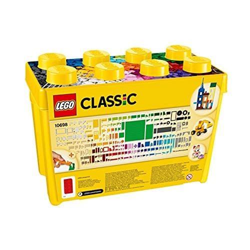 レゴ (LEGO) クラシック 黄色のアイデアボックス スペシャル 10698|the-good-life|04