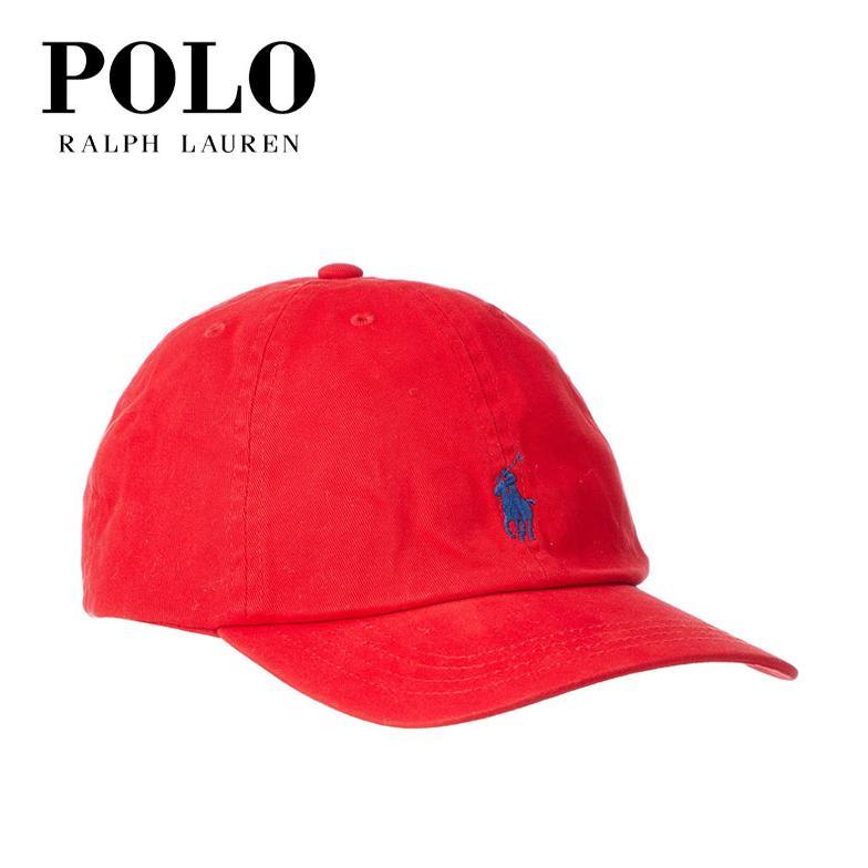 ポロ ラルフローレン POLO Ralph Lauren Cotton Classic Hat コットン クラシック ハット キャップ 帽子 メンズ レディース ボーイズサイズ 浅め|the-importshop
