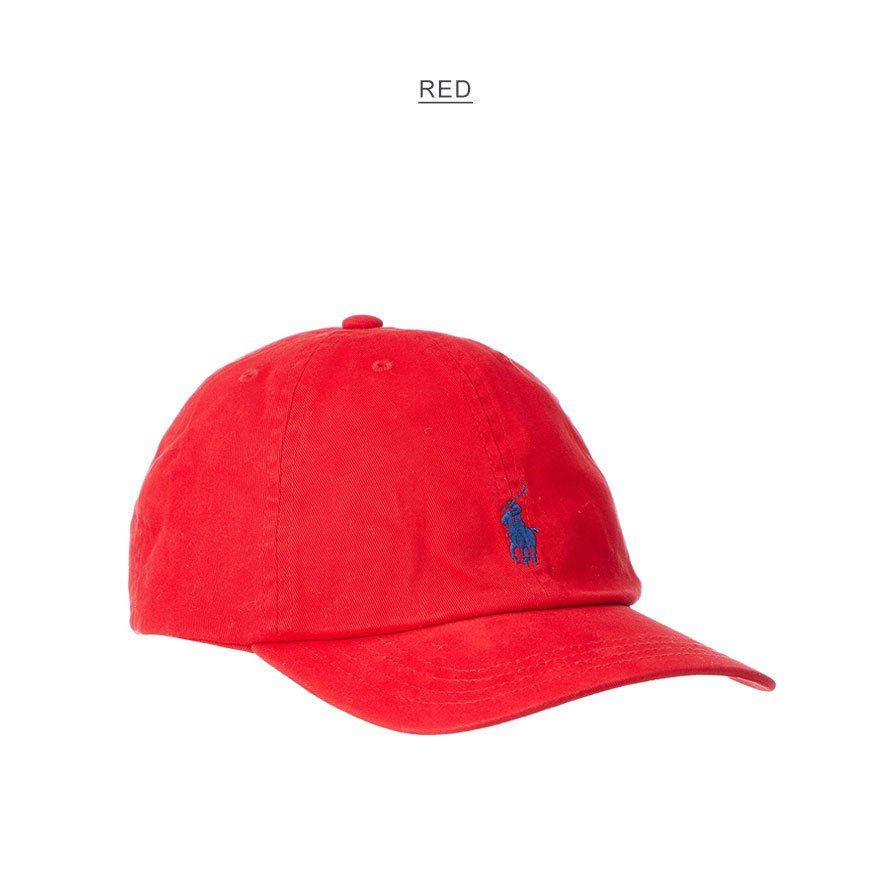 ポロ ラルフローレン POLO Ralph Lauren Cotton Classic Hat コットン クラシック ハット キャップ 帽子 メンズ レディース ボーイズサイズ 浅め|the-importshop|02