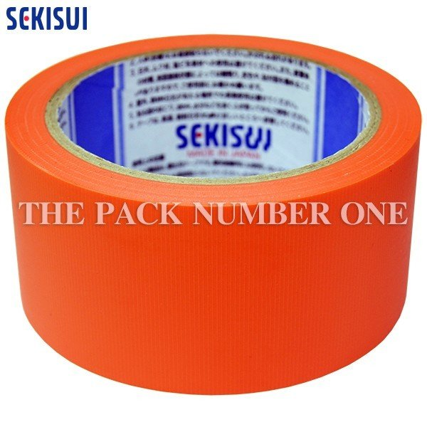 セキスイ スマートカットテープ No.833 みかん(50mm×25m)1ケース 30巻き SEKISUI 積水(ポイント倍増)