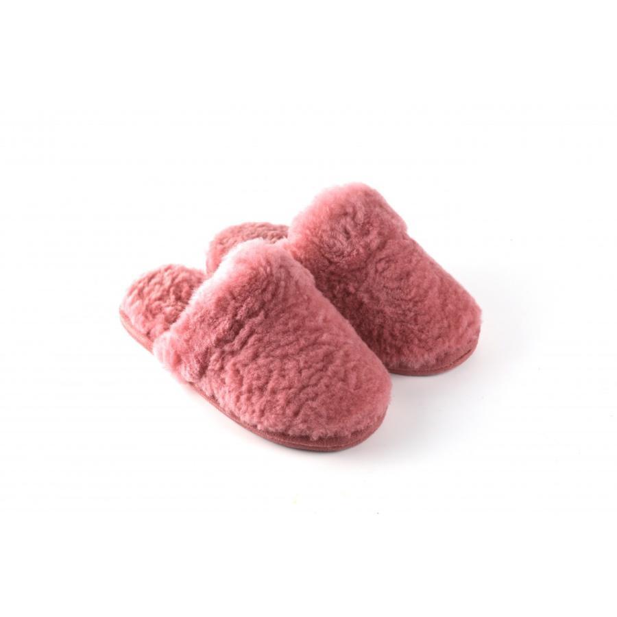 スリッパ ムートン オーストラリア産天然羊毛 ムートンスリッパ  洗える 静音加工 滑り止め 男女兼用 フリーサイズ  sn-2|the-slipper|06