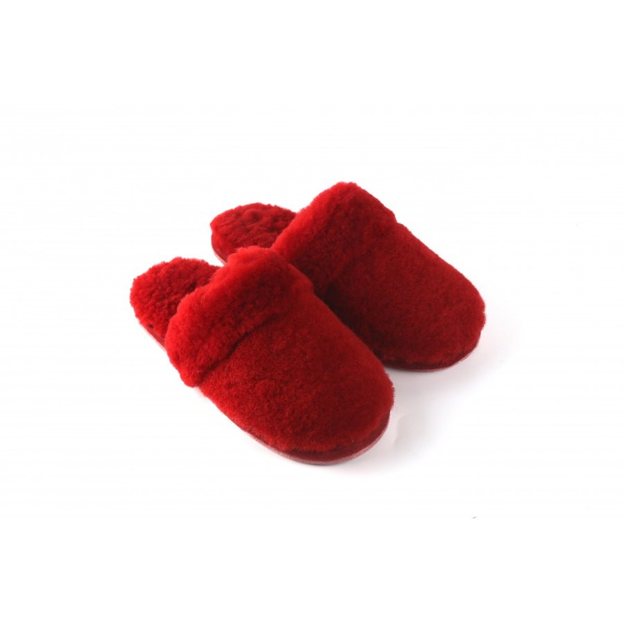 スリッパ ムートン オーストラリア産天然羊毛 ムートンスリッパ  洗える 静音加工 滑り止め 男女兼用 フリーサイズ  sn-2|the-slipper|08
