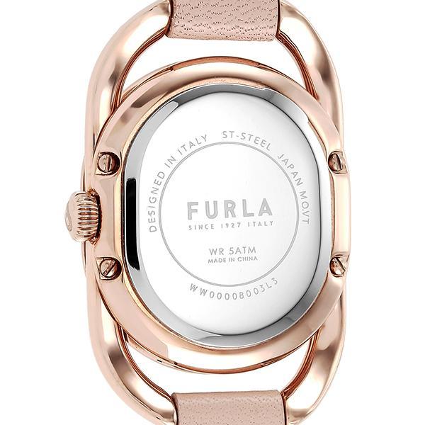 FURLA フルラ STUDS INDEX フルラスタッズインデックス FL-WW00008003L3 レディース 腕時計 クオーツ 電池式 革ベルト ライトピンク シルバー|theclockhouse-y|06