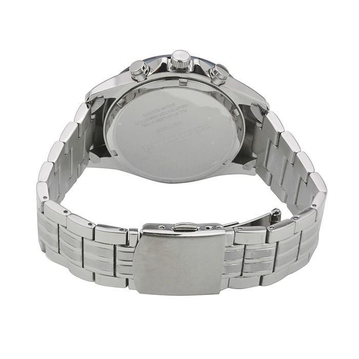 ザ・クロックハウス MBC1003-BL1A ビジネスカジュアル メンズ 腕時計 ソーラー ステンレス ブルー メタル クロノグラフ 雑誌掲載|theclockhouse-y|05