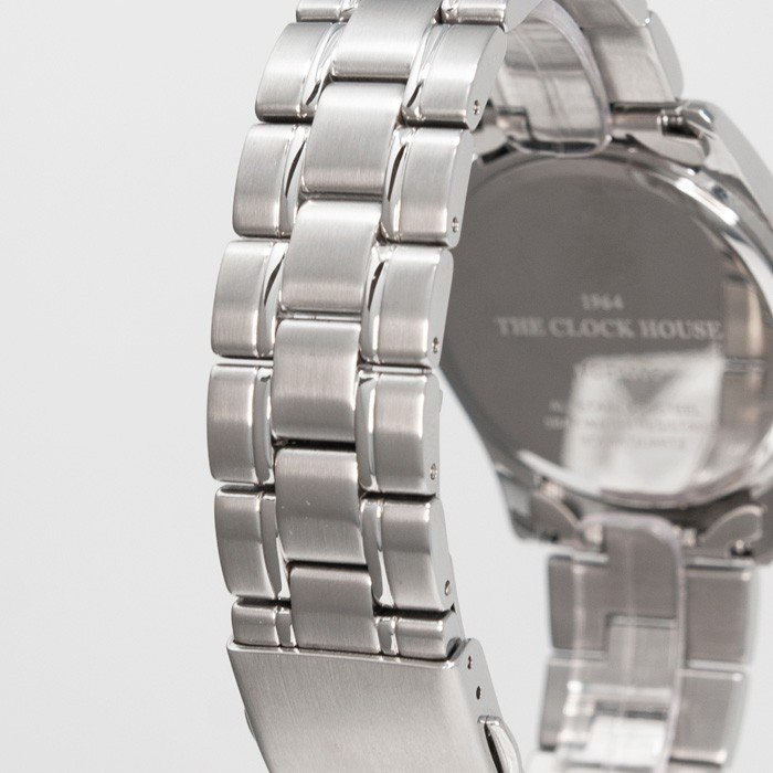 ザ・クロックハウス MBF1006-WH1A ビジネスフォーマル メンズ 腕時計 ソーラー ステンレス ホワイト 雑誌掲載 THE CLOCK HOUSE theclockhouse-y 06
