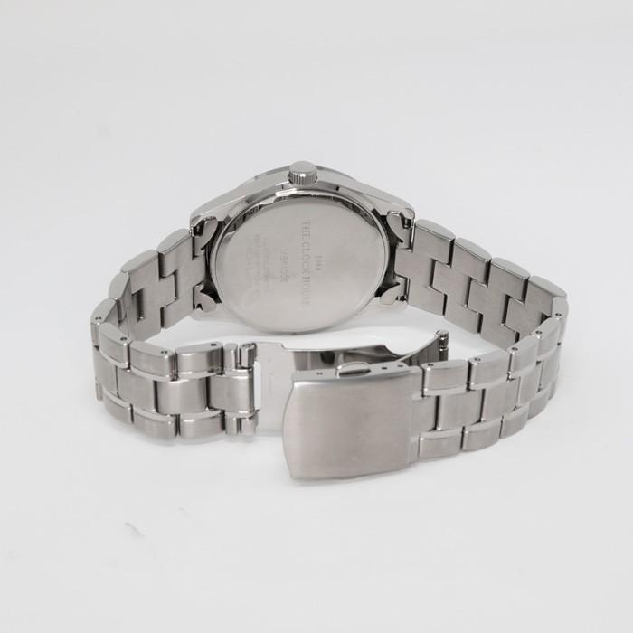 ザ・クロックハウス MBF1006-WH1A ビジネスフォーマル メンズ 腕時計 ソーラー ステンレス ホワイト 雑誌掲載 THE CLOCK HOUSE theclockhouse-y 08
