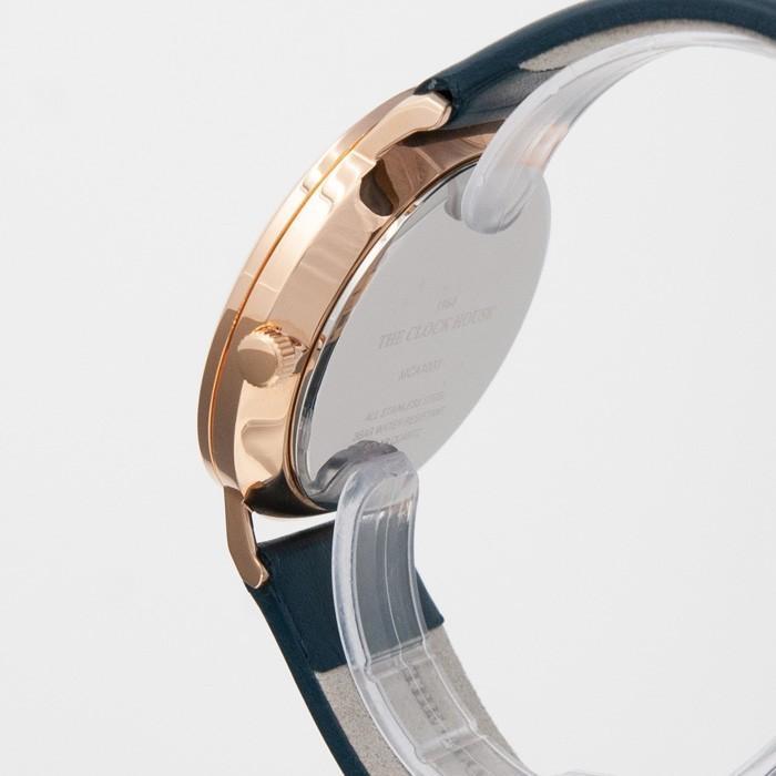 ザ・クロックハウス MCA1003-NV1B メンズカジュアル メンズ 腕時計 ソーラー 紺革ベルト ネイビー カレンダー THE CLOCK HOUSE ペア theclockhouse-y 04