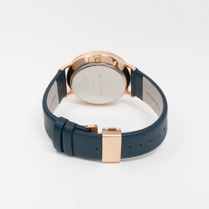 ザ・クロックハウス MCA1003-NV1B メンズカジュアル メンズ 腕時計 ソーラー 紺革ベルト ネイビー カレンダー THE CLOCK HOUSE ペア theclockhouse-y 06