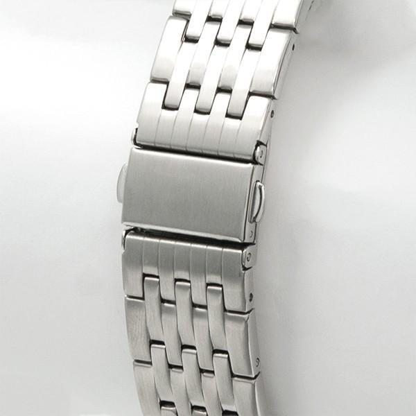 ザ・クロックハウス タウンカジュアル メタル デジタル ユニセックス 腕時計 トノー グレー シルバー レトロモダン 防水 MTC7003-GY1A|theclockhouse-y|05