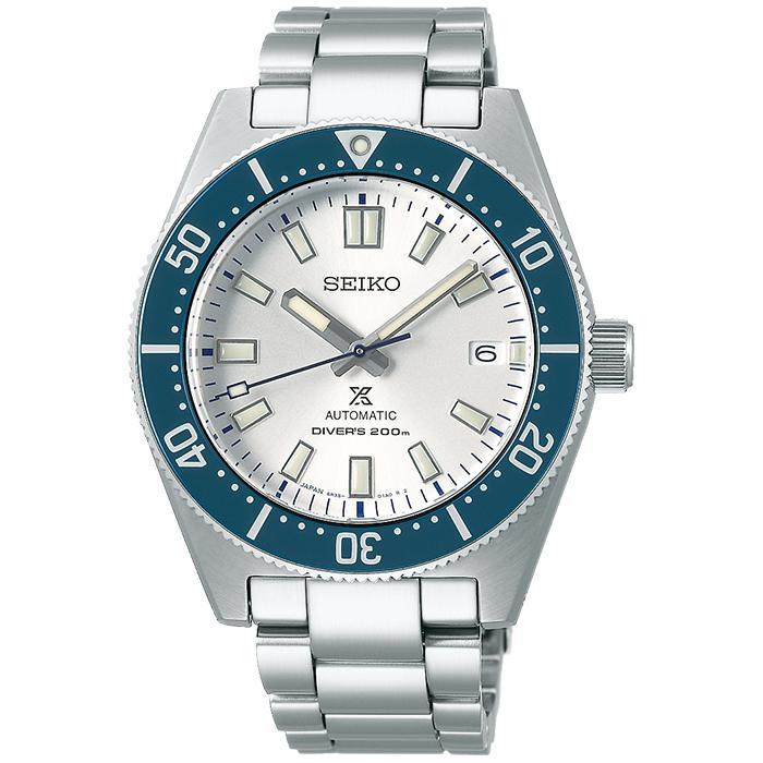 セイコー プロスペックス セイコー創業140周年記念 限定モデル SBDC139 メンズ 腕時計 メカニカル 自動巻き ブルー コアショップ専売モデル|theclockhouse-y|02
