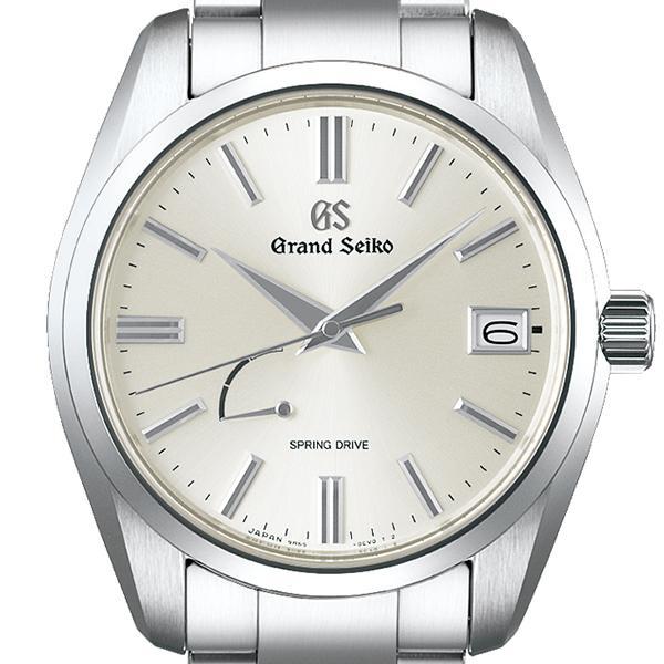 グランドセイコー 9R スプリングドライブ スタンダードモデル SBGA437 メンズ 腕時計 厚銀 9R65|theclockhouse-y|03