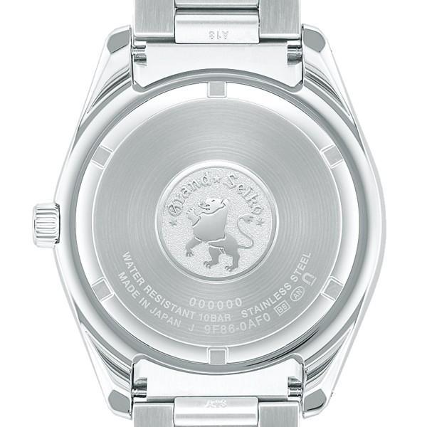 グランドセイコー 9Fクオーツ GMT メンズ 腕時計 SBGN013 ブラック メタルベルト カレンダー スクリューバック 9F86|theclockhouse-y|05