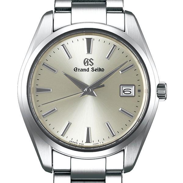グランドセイコー クオーツ 9F メンズ 腕時計 SBGP009 シャンパンゴールド メタルベルト スクリューバック 時差修正機能 9F85 theclockhouse-y 03