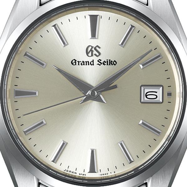 グランドセイコー クオーツ 9F メンズ 腕時計 SBGP009 シャンパンゴールド メタルベルト スクリューバック 時差修正機能 9F85 theclockhouse-y 04