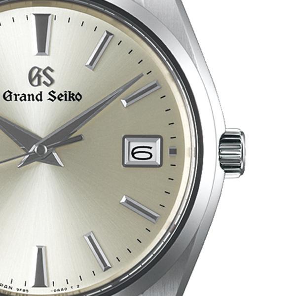 グランドセイコー クオーツ 9F メンズ 腕時計 SBGP009 シャンパンゴールド メタルベルト スクリューバック 時差修正機能 9F85 theclockhouse-y 05