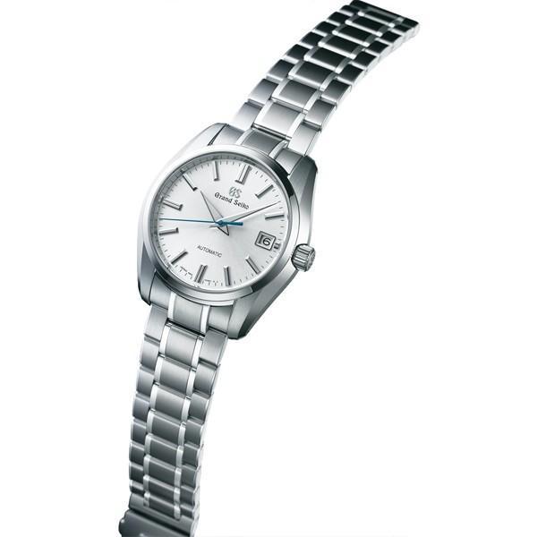 グランドセイコー メカニカル 9S 自動巻き メンズ 腕時計 SBGR315 シルバー メタルベルト カレンダー theclockhouse-y 06