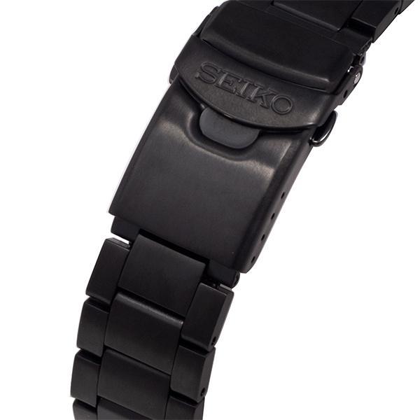 セイコー 5スポーツ ストリート 流通限定モデル SBSA075 メンズ 腕時計 メカニカル 自動巻き 機械式 メタル ブラック 日本製 ショップ専売|theclockhouse-y|13
