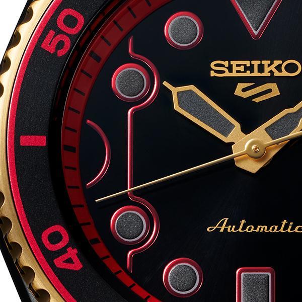 セイコー 5スポーツ ストリートファイターV コラボ 限定 ケン SBSA080 メンズ 腕時計 メカニカル 日本製 STREET FIGHTER V KEN|theclockhouse-y|11