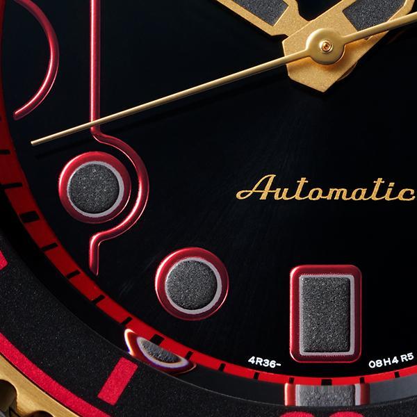 セイコー 5スポーツ ストリートファイターV コラボ 限定 ケン SBSA080 メンズ 腕時計 メカニカル 日本製 STREET FIGHTER V KEN|theclockhouse-y|16