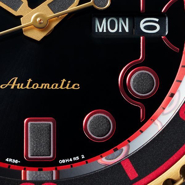セイコー 5スポーツ ストリートファイターV コラボ 限定 ケン SBSA080 メンズ 腕時計 メカニカル 日本製 STREET FIGHTER V KEN|theclockhouse-y|17
