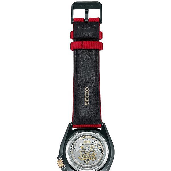 セイコー 5スポーツ ストリートファイターV コラボ 限定 ケン SBSA080 メンズ 腕時計 メカニカル 日本製 STREET FIGHTER V KEN|theclockhouse-y|07