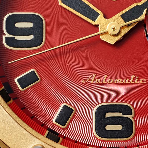 セイコー 5スポーツ ストリートファイターV コラボ 限定 ザンギエフ SBSA084 メンズ 腕時計 メカニカル ナイロン 日本製 STREET FIGHTER V theclockhouse-y 16