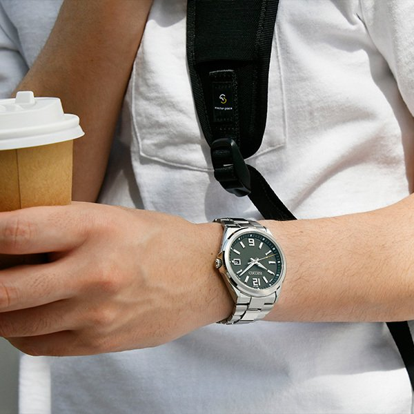 セイコー セレクション master-piece マスターピース 監修 流通限定モデル SBTM303 メンズ 腕時計 ソーラー電波 ギョーシェ模様 グリーン theclockhouse-y 07