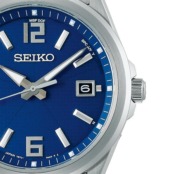 セイコー セレクション master-piece マスターピース 監修 流通限定モデル SBTM305 メンズ 腕時計 ソーラー電波 ギョーシェ模様 ブルー 日本製|theclockhouse-y|05