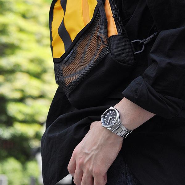セイコー セレクション master-piece マスターピース 監修 流通限定モデル SBTM307 メンズ 腕時計 ソーラー電波 ギョーシェ模様 ブラック|theclockhouse-y|09