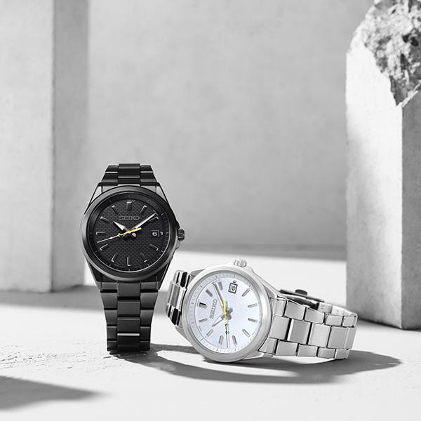 セイコー セレクション master-piece マスターピース コラボレーション 限定モデル SBTM309 メンズ 腕時計 ソーラー電波 ブラック 日本製|theclockhouse-y|10