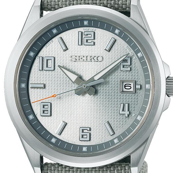 セイコー セレクション master-piece マスターピース 監修 流通限定モデル SBTM311 メンズ腕時計 ソーラー電波 ギョーシェ模様 グレーナイロン|theclockhouse-y|03