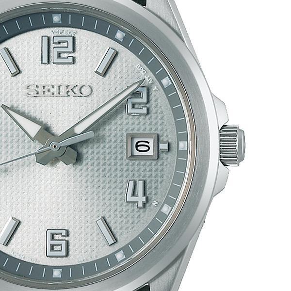 セイコー セレクション master-piece マスターピース 監修 流通限定モデル SBTM311 メンズ腕時計 ソーラー電波 ギョーシェ模様 グレーナイロン|theclockhouse-y|05