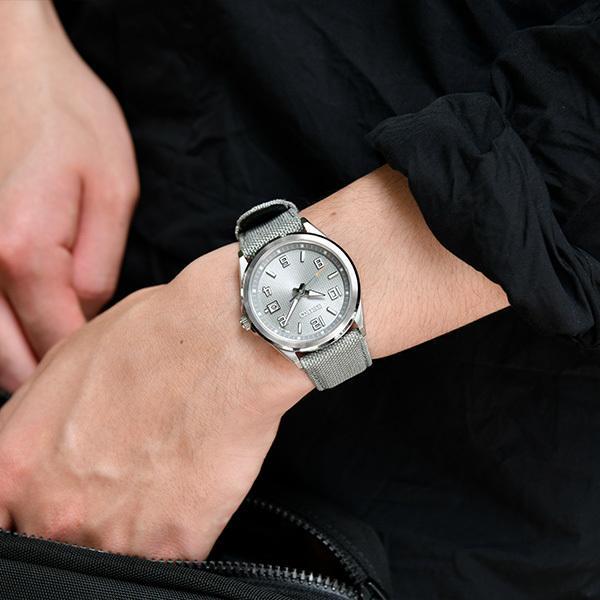 セイコー セレクション master-piece マスターピース 監修 流通限定モデル SBTM311 メンズ腕時計 ソーラー電波 ギョーシェ模様 グレーナイロン|theclockhouse-y|08