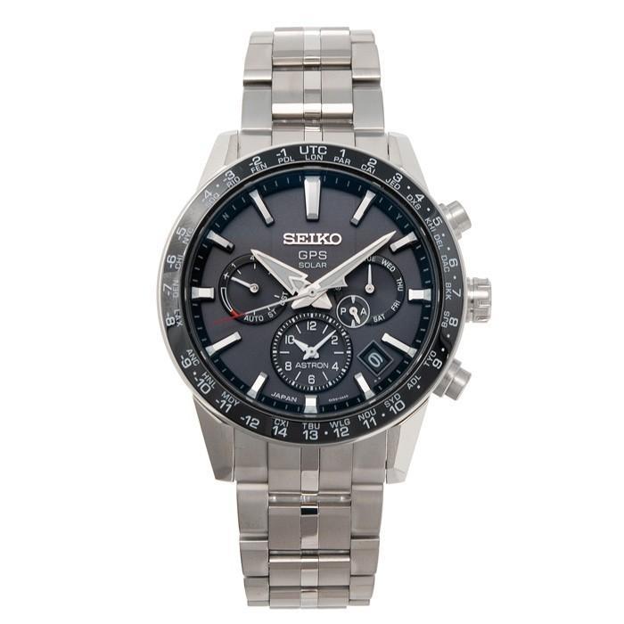 セイコー アストロン 5Xシリーズ SBXC003 メンズ 腕時計 ソーラー GPS 電波 チタン ブラック|theclockhouse-y|02