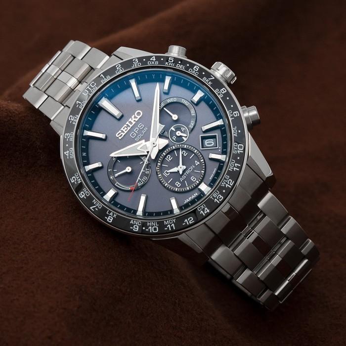 セイコー アストロン 5Xシリーズ SBXC003 メンズ 腕時計 ソーラー GPS 電波 チタン ブラック|theclockhouse-y|11