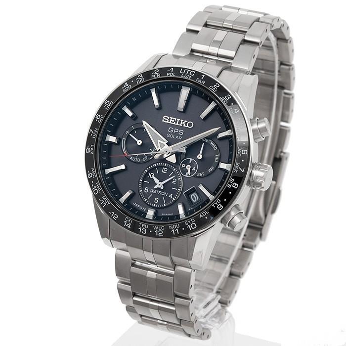 セイコー アストロン 5Xシリーズ SBXC003 メンズ 腕時計 ソーラー GPS 電波 チタン ブラック|theclockhouse-y|03