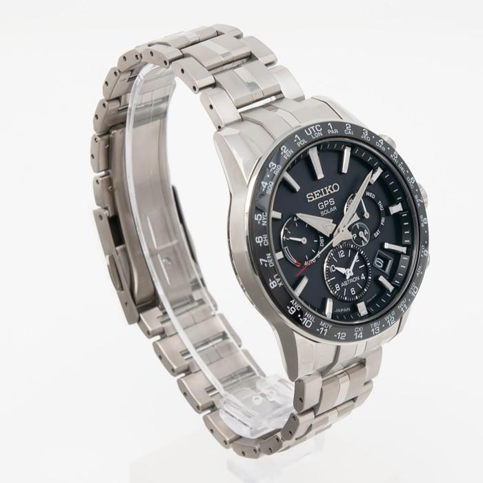 セイコー アストロン 5Xシリーズ SBXC003 メンズ 腕時計 ソーラー GPS 電波 チタン ブラック|theclockhouse-y|04
