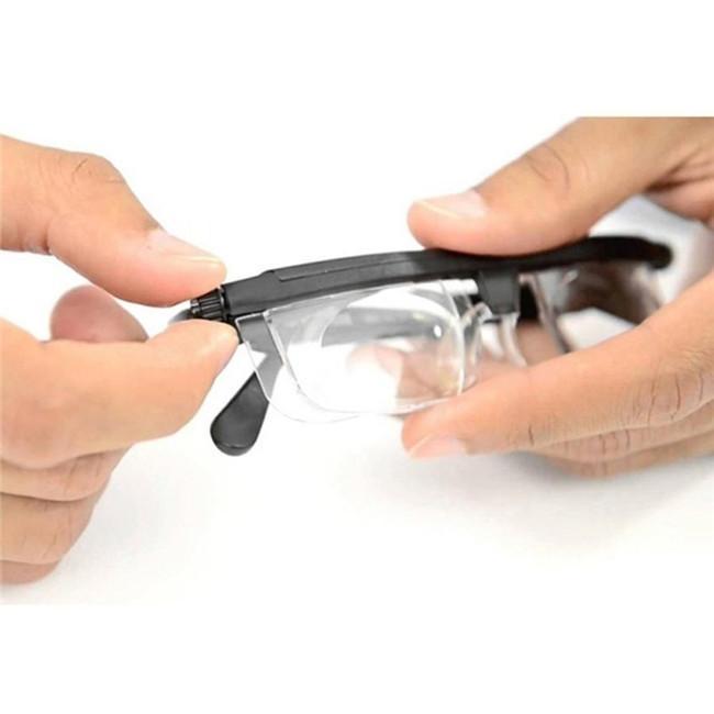老眼鏡 イーチャンス ビスマックス オートフォーカス 遠近両用 めがね 多焦点レンズ 眼鏡 遠視 近視 度数調節 メガネ リーディンググラス 老人 メンズ thekim 06