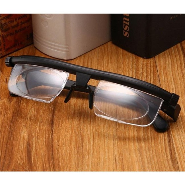 老眼鏡 イーチャンス ビスマックス オートフォーカス 遠近両用 めがね 多焦点レンズ 眼鏡 遠視 近視 度数調節 メガネ リーディンググラス 老人 メンズ thekim 07