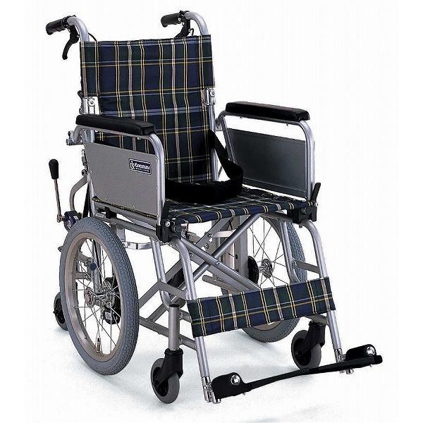 KAK16-40B「こまわりくん」 車椅子(車いす) カワムラサイクル製 セラピーならメーカー正規保証付き/条件付き送料無料 小回りの6輪車 therapy-shop