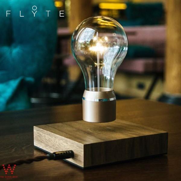 FLYTE Buckminster フライト バックミンスター FLYTE-BM LEDライト スタンド 照明 インテリア ライト テーブル ランプ 卓上 電球 空中浮遊 回転|thewatchshopwebstore