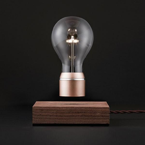 FLYTE Buckminster フライト バックミンスター FLYTE-BM LEDライト スタンド 照明 インテリア ライト テーブル ランプ 卓上 電球 空中浮遊 回転|thewatchshopwebstore|03