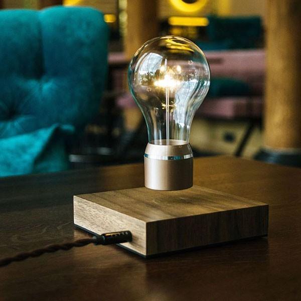 FLYTE Buckminster フライト バックミンスター FLYTE-BM LEDライト スタンド 照明 インテリア ライト テーブル ランプ 卓上 電球 空中浮遊 回転|thewatchshopwebstore|08